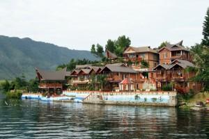Samosir Island, Lake Toba, Sumatra