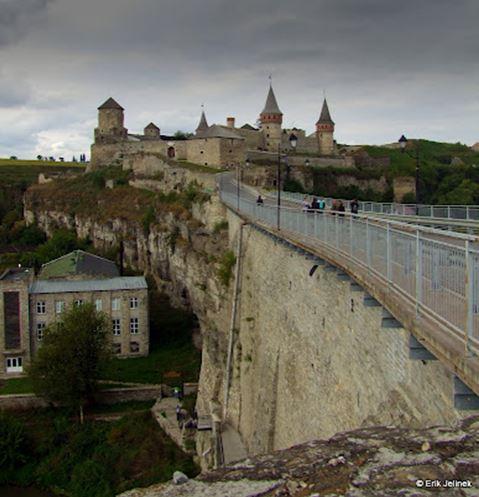Kamyenets Castle, Ukraine