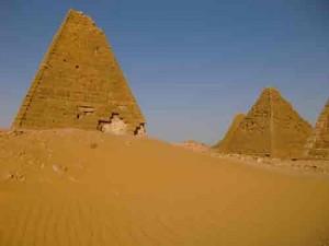 Pyramids, Sudan