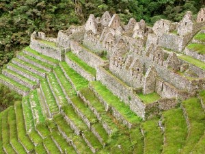 Old walls, Machu Picchu