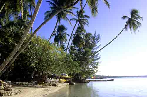 Boca Rica beach