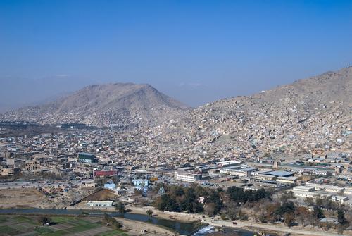 Kabul view