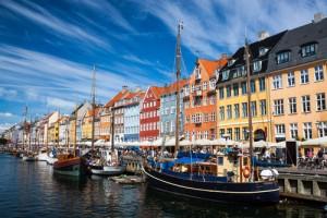 Copenhagen harbourfront