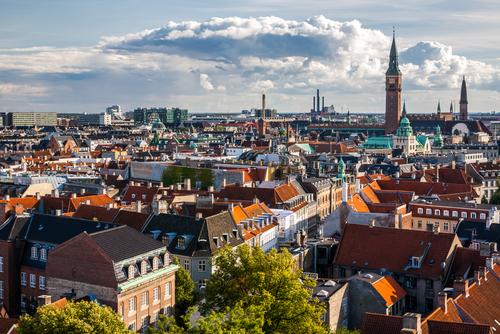Skyline Copenhagen