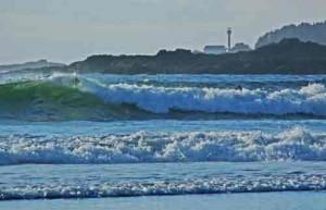 Waves, Tofino, Vancouver Island