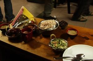 Food, Bhutan