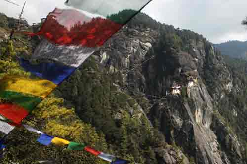 Bhutanese landscape