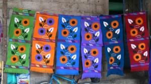 Zinacantan textiles