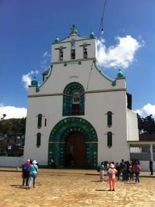 San Juan Chamula Cathedral