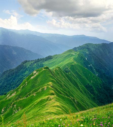 Caucasas, Azerbaijan