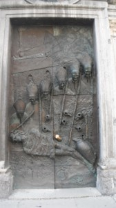 Ljubljana door