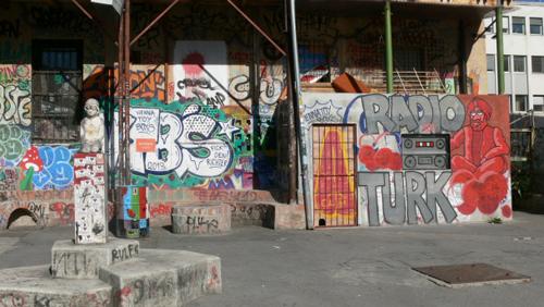Graffiti, Ljubljana