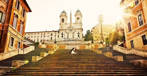 Wedding in Rome picture