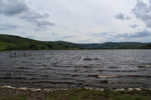 Lake Semerwater, Yorkshire