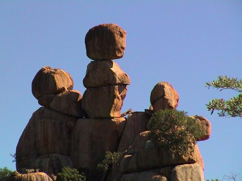 Matopo Hills, Zimbabwe
