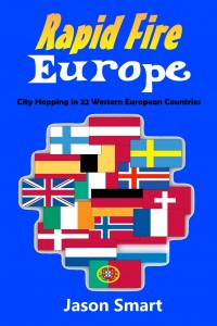Rapid Fire Europe book cover