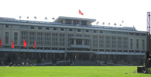 Saigon's Reunification Palace