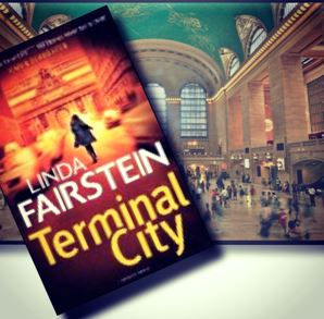 Terminal City book cover