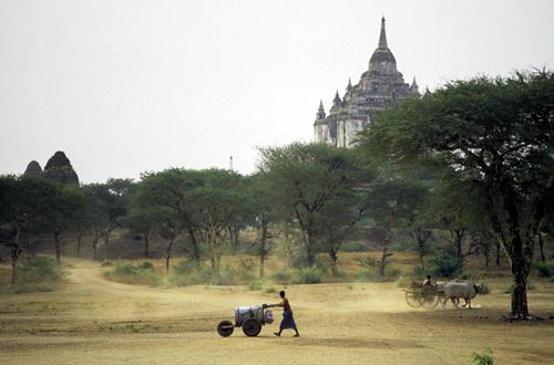 Burma, Pagan