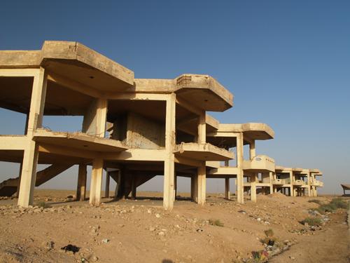 Sawa Lake Houses, Iraq