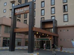 Baghdad Hotel, Iraq