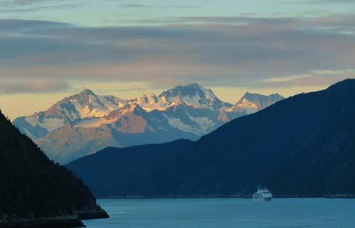 Taiya Inlet, Skagway, Alaska