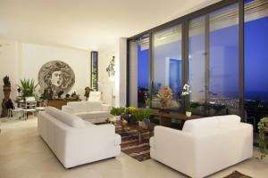 Luxury apartment in Sicily