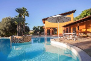 Luxury villa in Sicly