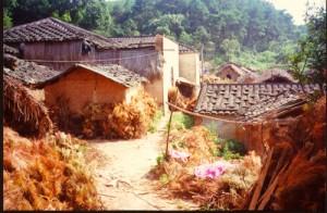 Nui Zhai village 1