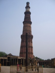 250315Photo 24 - Qutub Minar  Ashoka Pillar (3)