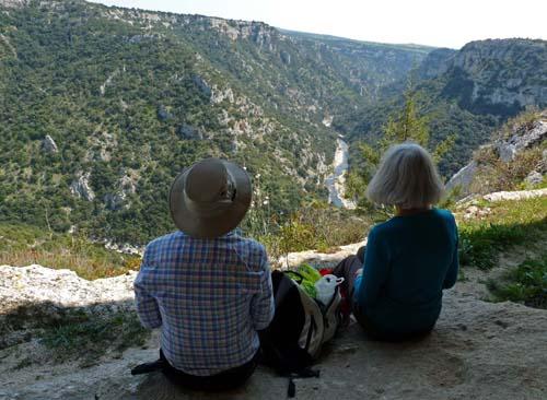 Matera Gorge