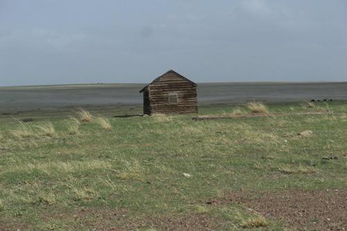 Shed, Mongolia