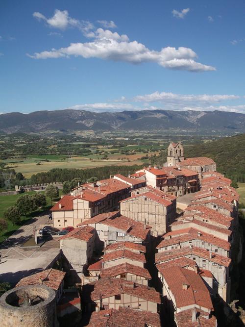 Burgos countryside
