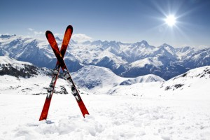 Skis in France