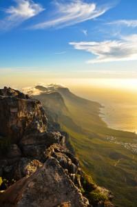 Cape Town landscape
