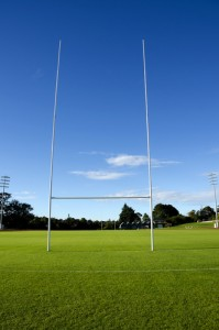New Zealand rugby posts