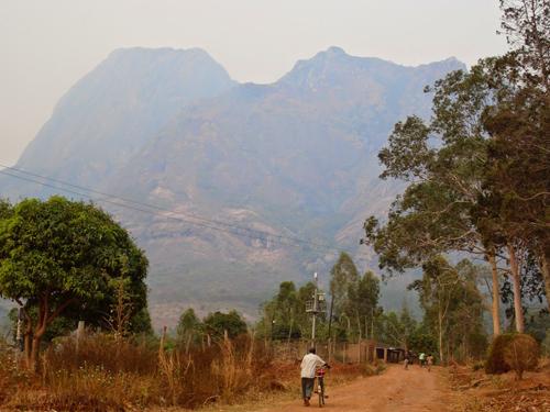 Mount Mulange, Malawi