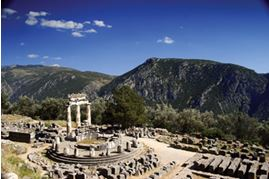Sanctuary at Delphi