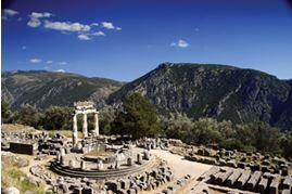 Sanctuary at Delphi
