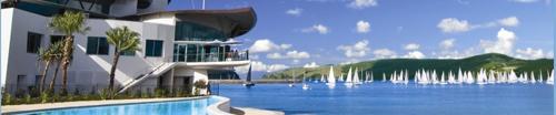Hamilton Island Yacht Club Photo Credit: TourismWhitsundays.com.au