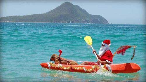 Christmas in Australia Photo Credit: Australia.com