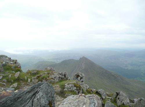 Mountain view, Wales