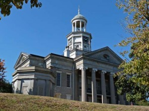 Vicksburg, Natchez Trace