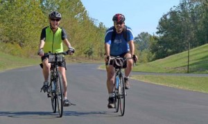 Cycling the Natchez Trace