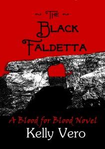 Black Faldetta book cover