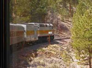 Gramd Canyon railway