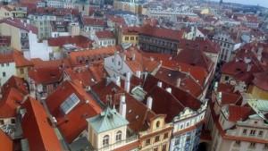Praque cityscape