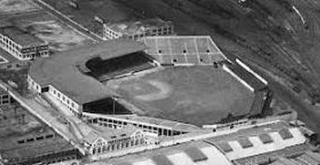 Braves Field 1915