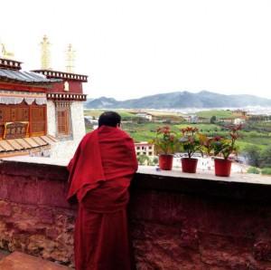 040416Tibetan Monks