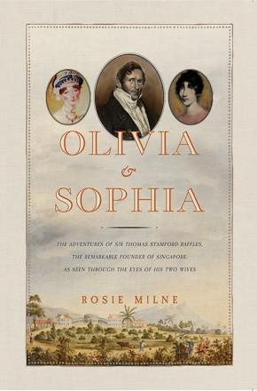 Olivia and Sophia book cover